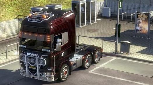 欧洲卡车模拟2v1.21存档