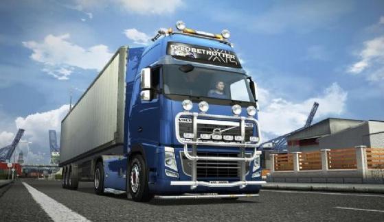 欧洲卡车模拟2十亿初始金钱MOD