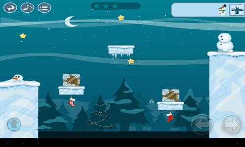 雪人历险记安卓版v1.0截图2