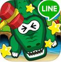 LINE:鳄鱼恐慌猎人中文版