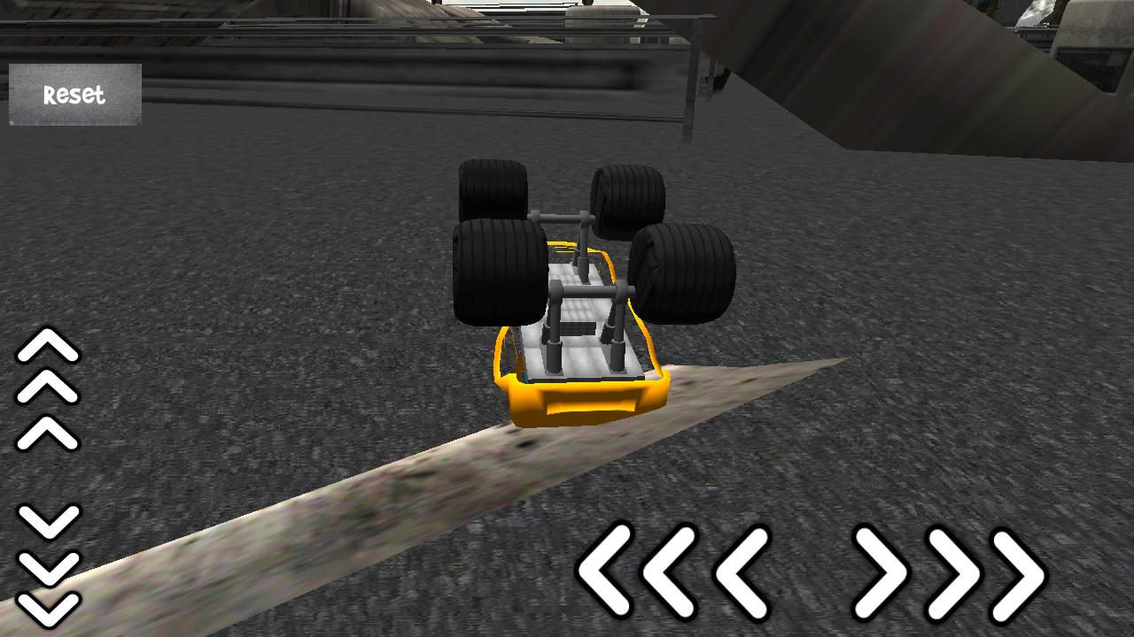爬山汽车拉力赛3D手机游戏v1.4.1截图1