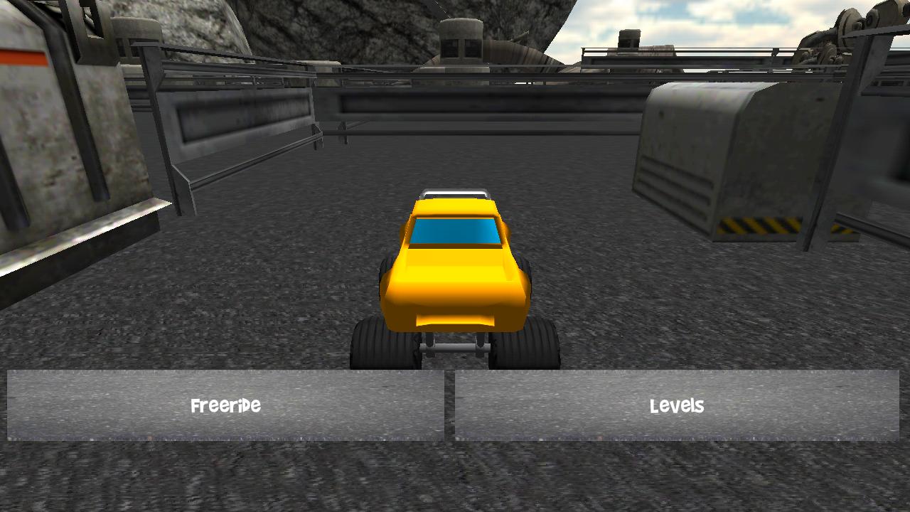 爬山汽车拉力赛3D手机游戏v1.4.1截图0