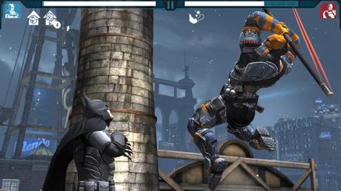 蝙蝠侠:阿甘起源破解版v1.3.0_截图2