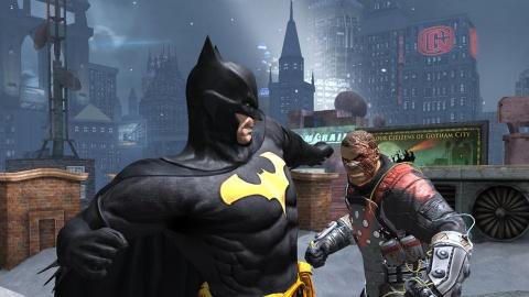 蝙蝠侠:阿甘起源破解版v1.3.0_截图3
