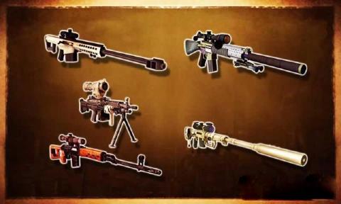3D狙击行动 无限金币版v1.2截图2