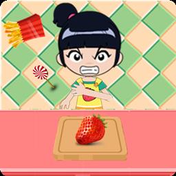 别吃垃圾食品(儿童认知教育游戏)v2.4.2