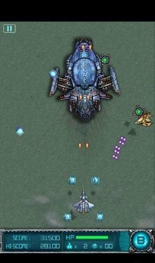 超级激光异形战士II破解版v1.2.1_截图0