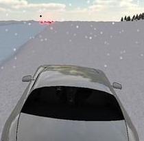模拟雪地开车破解版