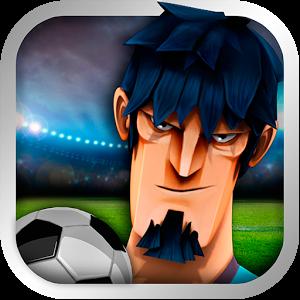 踢吧足球勇士修改版(金币无限)