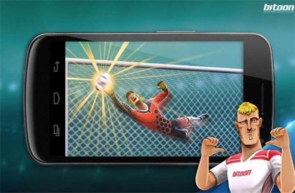 踢吧足球勇士修改版(金币无限)v1.0.8_截图1