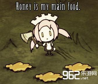 又叫《饥荒巨人国度》,甜品小女仆人物mod提供了一个非常可爱萝莉的