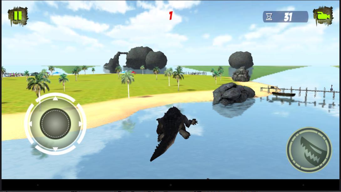 3D鳄鱼模拟内购破解版v1.5截图0