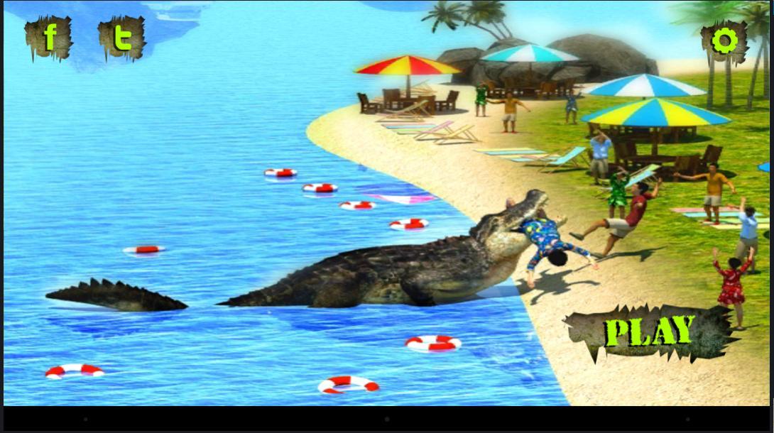 3D鳄鱼模拟内购破解版v1.5截图2