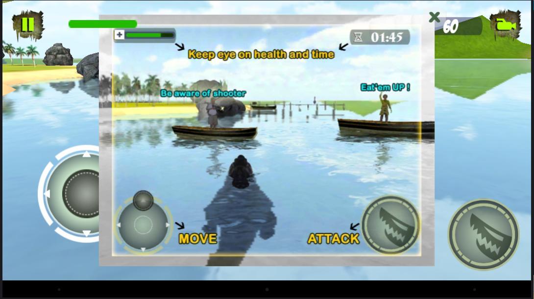 3D鳄鱼模拟内购破解版v1.5截图3