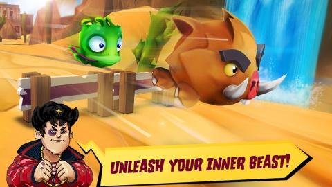 动物赛车手 Creature Racer IOS版v1.2.17_截图0