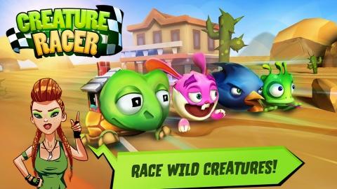 动物赛车手 Creature Racer IOS版v1.2.17_截图1