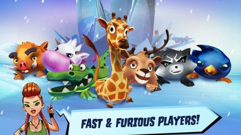 动物赛车手 Creature Racer IOS版v1.2.17_截图2