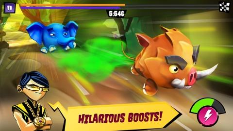 动物赛车手 Creature Racer IOS版v1.2.17_截图3