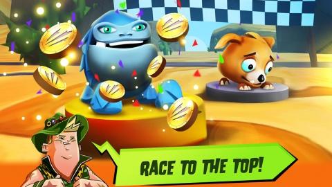 动物赛车手 Creature Racer IOS版v1.2.17_截图4