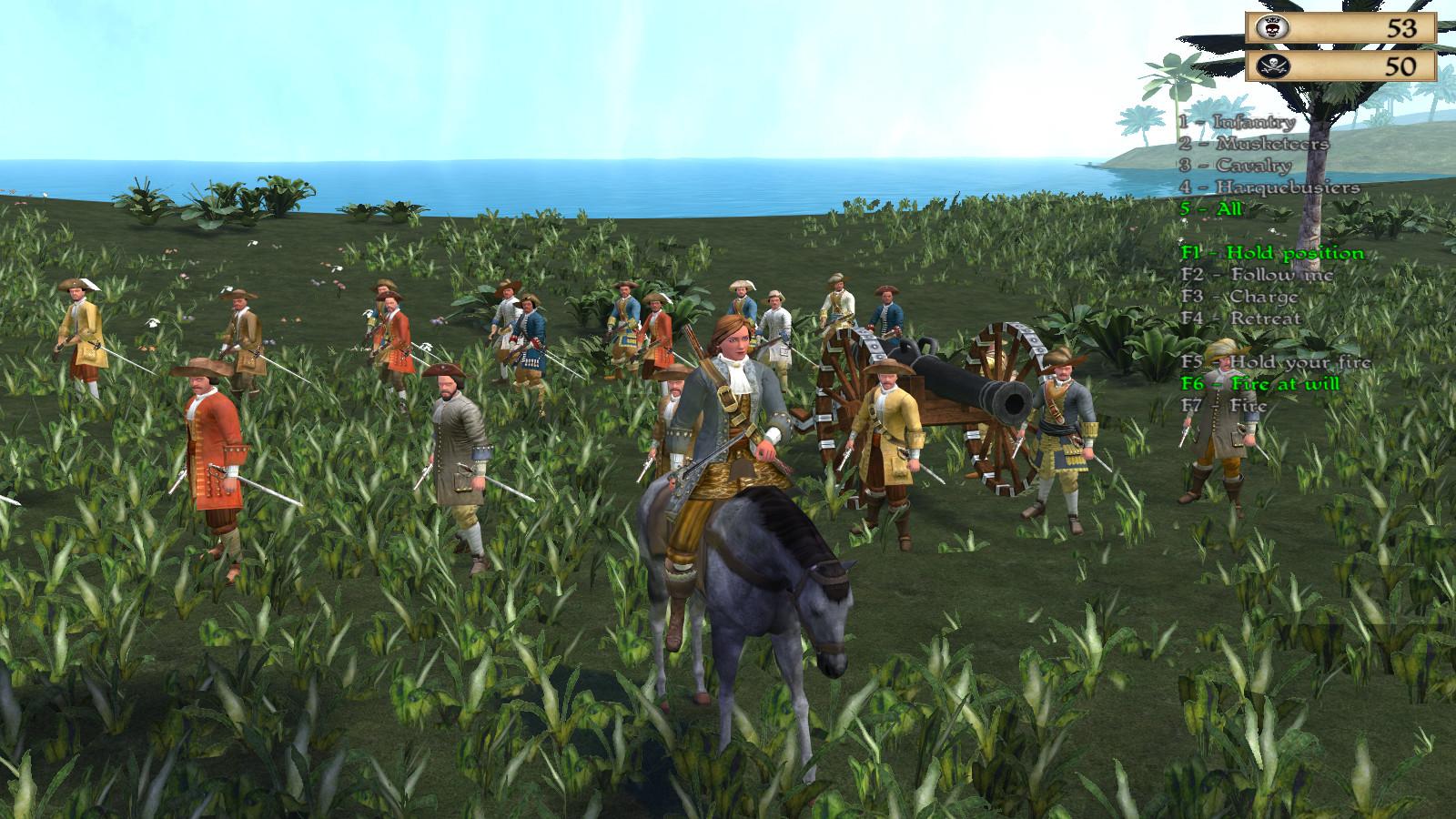 鲜血与黄金:加勒比PC破解版截图1