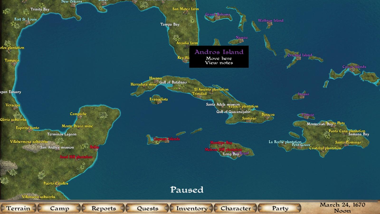 鲜血与黄金:加勒比PC破解版截图3