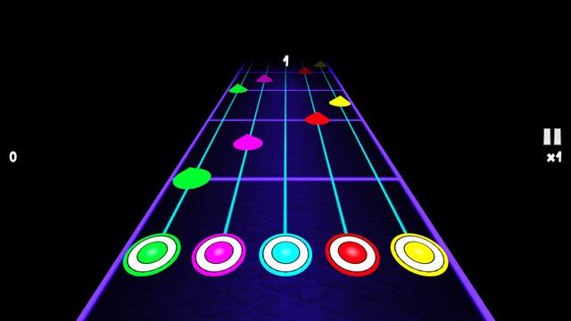 吉他梦ios手机版类似节奏大师v3.4截图4