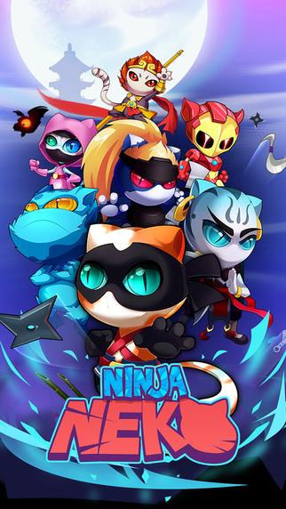 忍者猫IOS版v1.0截图0