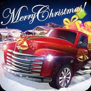 圣诞老人的越野卡车破解版