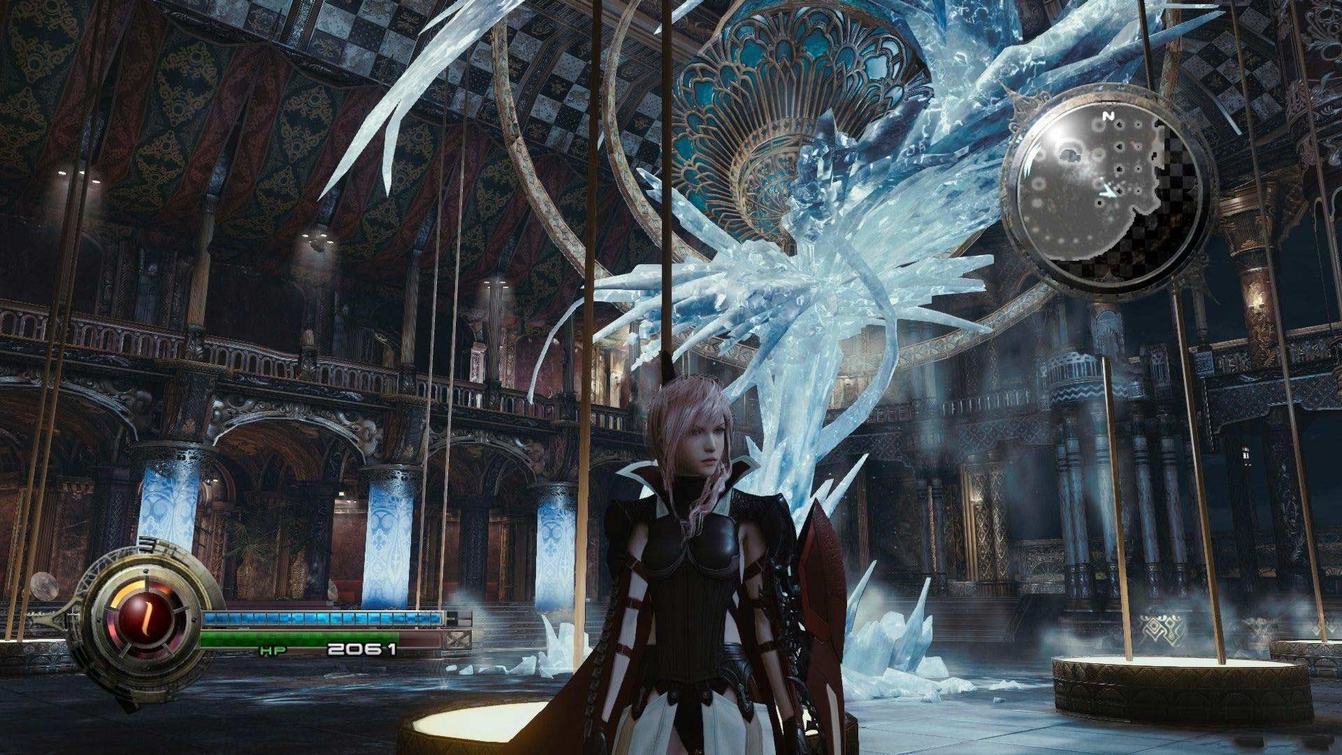 最终幻想13雷霆归来Reshade自调画质补丁