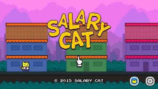 白领猫Salary Cat安卓版横版动作冒险_截图2
