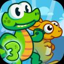 鳄鱼世界3安卓破解版