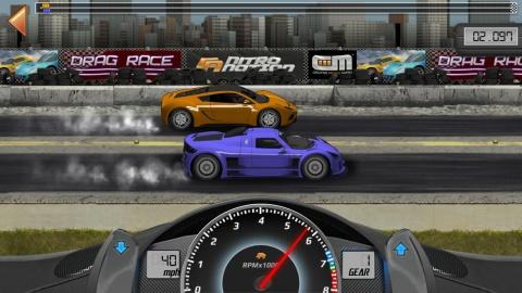 短程高速赛车 Drag Racing Classic IOS版v1.6.38截图0