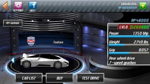 短程高速赛车 Drag Racing Classic IOS版v1.6.38截图2