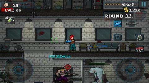 射杀僵尸:重生 ZKW-Reborn IOS版v1.3.03_截图1
