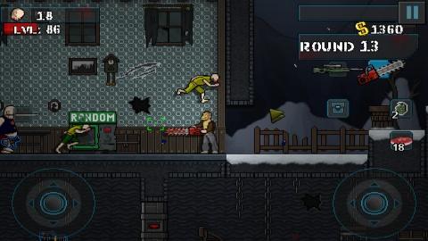 射杀僵尸:重生 ZKW-Reborn IOS版v1.3.03_截图2