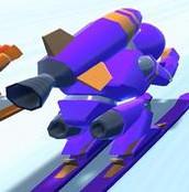 火箭滑雪比赛手游