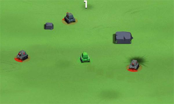暴走坦克大战安卓版v1.0.2截图2