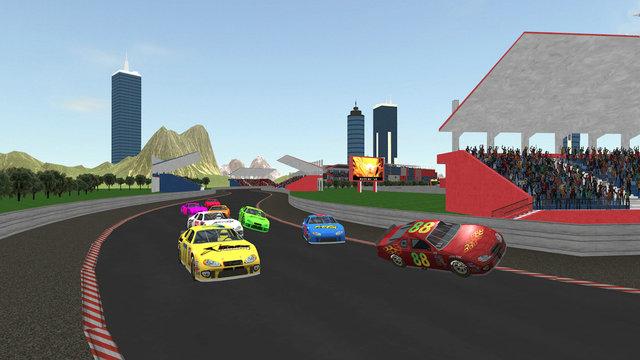 超跑车赛3D安卓版v1.0.6_截图0