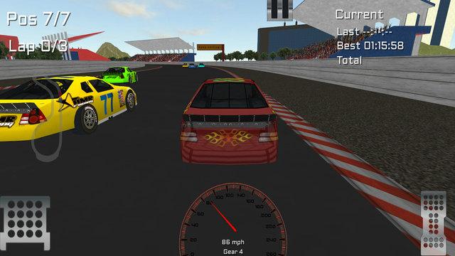 超跑车赛3D安卓版v1.0.6_截图2