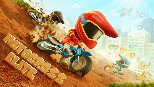精英摩托车越野赛IOS版v1.0.16_截图1