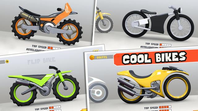 精英摩托车越野赛IOS版v1.0.16截图3