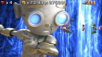 凶残机器人 破解版截图4