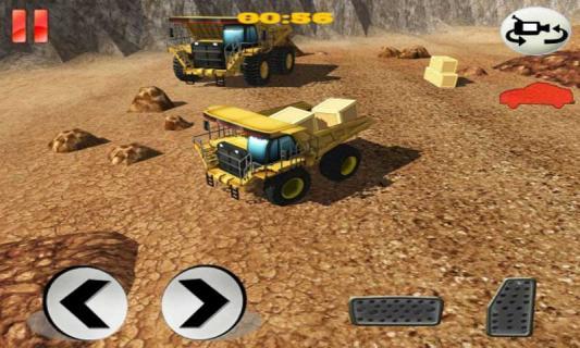 翻斗卡车停车手游模拟驾驶v1.02_截图0