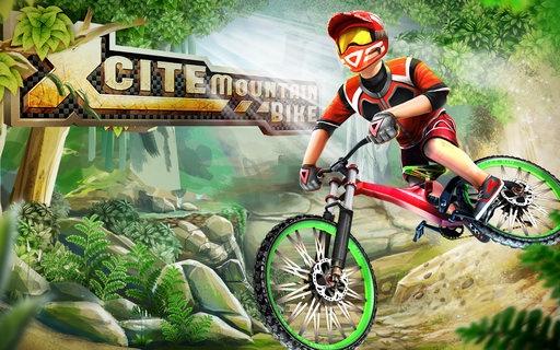 山地自行车极限3D破解版(含数据包)极限挑战v1.2.1_截图0