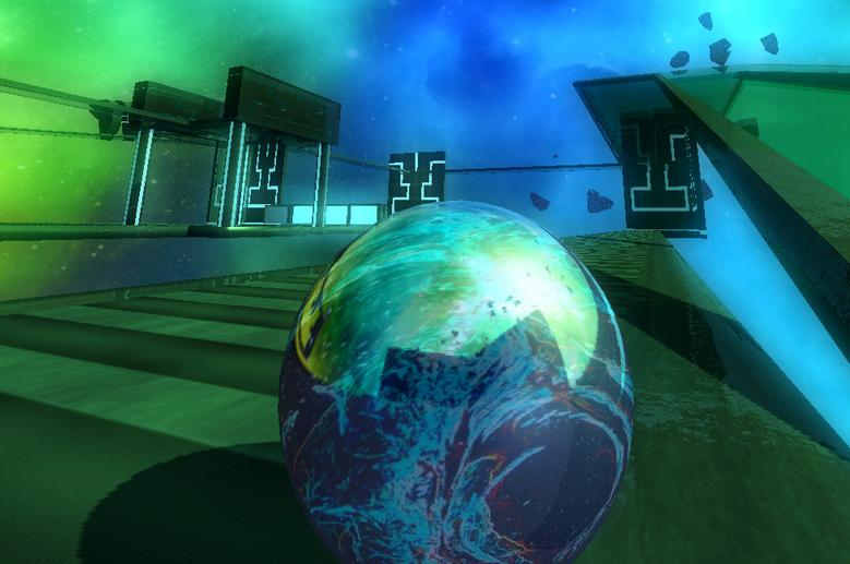 3D平衡球破解补丁