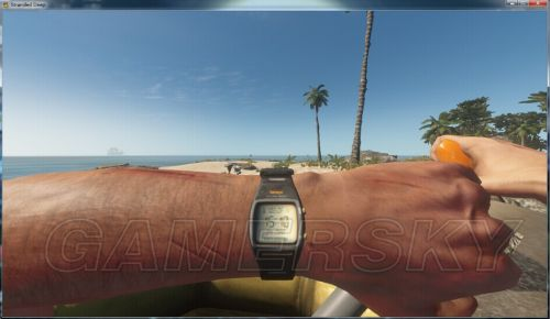 荒岛求生快速划船方法