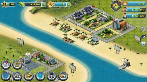 城市岛屿3:建筑模拟v6.0.1截图0