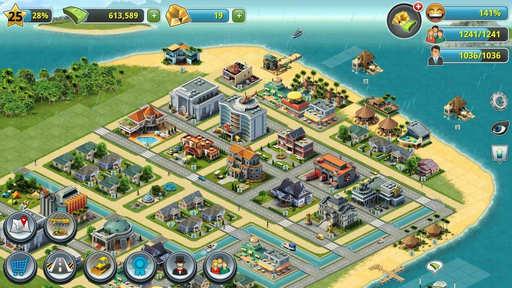 城市岛屿3:建筑模拟v6.0.1截图1