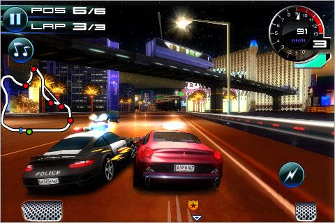 都市赛车5v3.0.3截图3