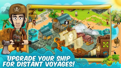 海盗探险:海湾镇v1.0.42_截图1
